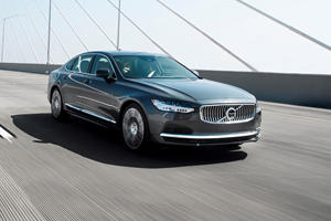2021 Volvo S90 Recharge Review: Plug-In To Refinement