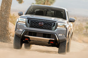 2022 Nissan Frontier Production Begins In Mississippi
