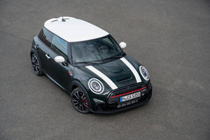 Mini Celebrates 60 Years Of John Cooper With Special Edition