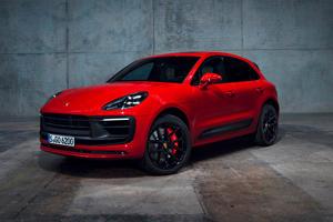 The 2022 Porsche Macan Is Faster, Smarter, Better Looking
