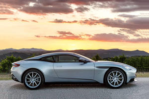 Aston Martin To Replace DB11 And Vantage With EVs