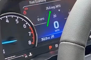 The Ford Maverick May Offer Remarkable MPG Figures