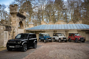 The Land Rover Defender Is Officially A Huge Success