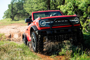 Ford Opens Four Off-Road Centers For Bronco Owners