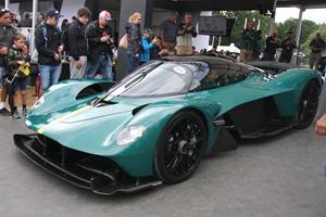Aston Martin Valkyrie Will Spawn Bespoke Red Bull Road Car