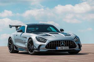 2021 Mercedes-AMG GT Black Series Review: Supercar Slayer