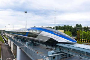 China's New 373-MPH Bullet Train Is Faster Than A Bugatti Chiron