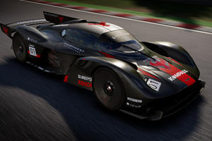 Race The Aston Martin Valkyrie AMR Pro In GRID Legends