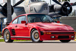 This Porsche 930 Turbo Slantnose Is Like No Other 911