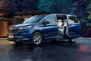 2022 Buick GL8 Avenir Minivan Is Chinese Luxury At Its Best
