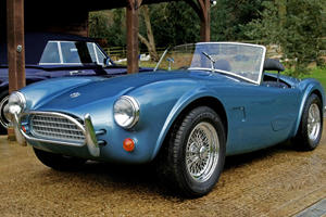 AC Cobra Series 1 Is An All-Electric Instant Icon