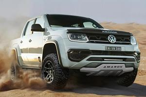 New Volkswagen Amarok W580X Will Give The Ranger Raptor Nightmares