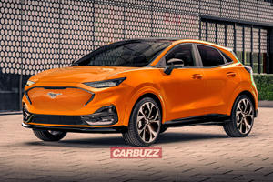 Baby Ford Mach-E Will Keep The Focus ST Spirit Alive