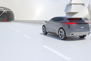 Magna's New Digital Radar Will Spot A Stalled Car In A Dark Tunnel On A Cloudy Day