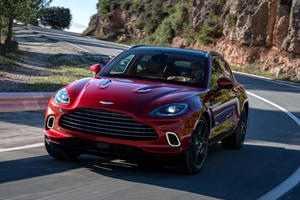 Aston Martin Would Be Dead Without The DBX