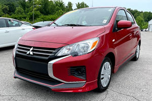 This Mitsubishi Mirage Has A Ridiculous Dealer Markup