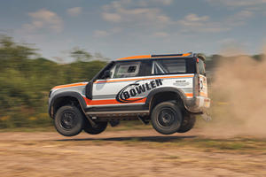 Bowler Turns Land Rover Defender Into Rallying Masterpiece