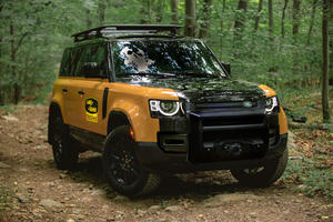 Land Rover Defender Trophy Edition Is Ready For Adventure