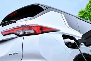 TEASED: 2023 Mitsubishi Outlander PHEV Is A Big Deal