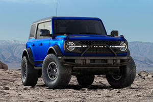 Ford Bronco First Edition On Sale For $175,000