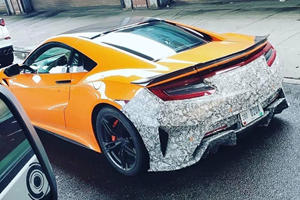 Is This Proof An Acura NSX Type R Is Coming?