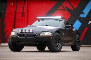 This Safari-Spec BMW Z4 M Is Ready To Rally