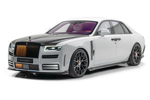 Mansory Takes Its Frustrations Out On Rolls-Royce Ghost