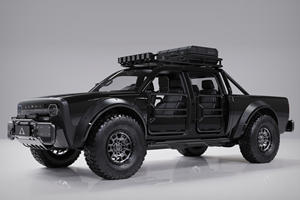 The Superwolf Is The Coolest Electric Truck You Can Buy Today