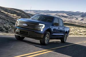 F-150 Lightning And Bronco Help Ford Make $1.1 Billion Profit In 3 Months