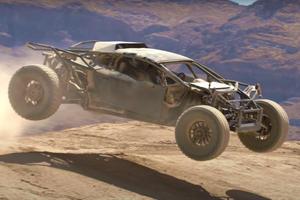 Watch This LS-Powered Lamborghini Huracan Offroader Go Wild