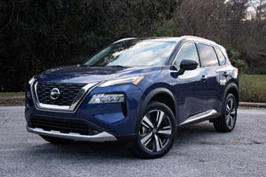 Why The Nissan Rogue Should Borrow Mitsubishi's Hybrid Technology