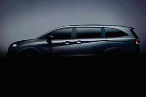 Hyundai Teases Sleek Luxurious Minivan