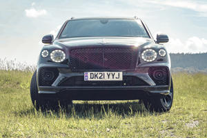 We Discovered The Bentley Bentayga Is A Serious Performance Machine