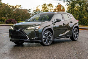 2022 Lexus UX Arrives With Fresh Colors And Same Starting Price
