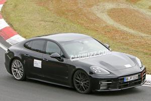 Porsche Has More Panamera Turbo Plans