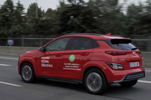 Hyundai Kona Electric Proves EVs Are Great For City Driving