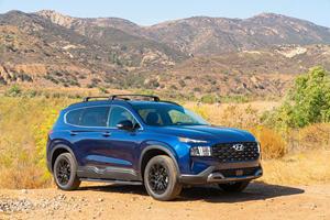 Hyundai Goes Rugged With Off-Road Inspired Santa Fe XRT