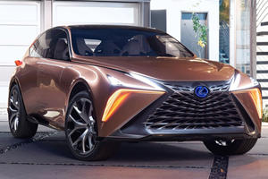 The Lexus 5-Year-Plan Is Full Of Twists And Turns