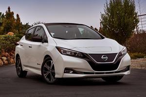 2022 Nissan Leaf Is An Amazing EV Bargain