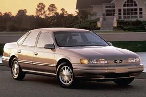 Depreciation Kings: Ford Taurus