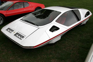 Top 5 Ferrari Concepts