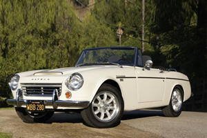 Unearthed: 1967 Datsun 1600 Roadster