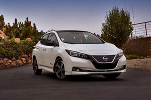 You Can Lease A Nissan Leaf For Less Than $150 Per Month