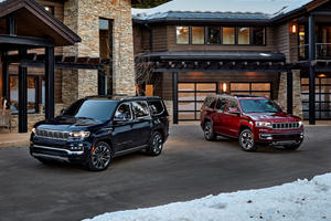 2022 Jeep Wagoneer & Grand Wagoneer First Drive Review: New Face Of American Luxury