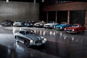 A Brief History Of The Mercedes SL