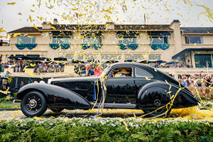 Check Out Every Winner From The 2021 Pebble Beach Concours d'Elegance