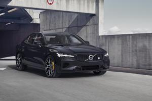 2021 Volvo S60 Recharge