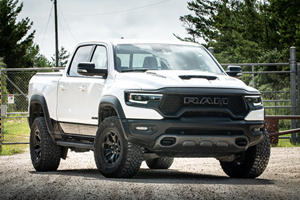 The Ram 1500 TRX Is The Most Fun We've Had With Four Wheels This Year
