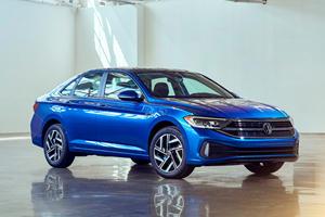 2022 Volkswagen Jetta First Look Review: Better In Every Way