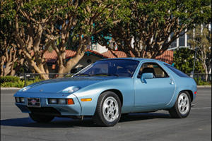 A Brief History Of The Porsche 928